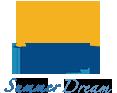 Summer Dream Vacation Rentals Logo